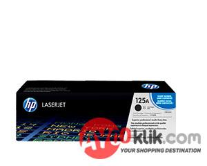 125A Black Original LaserJet Toner Cartridge [CB540A]